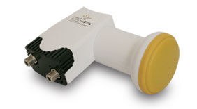 lnb golden interstar gi202 twin_detail