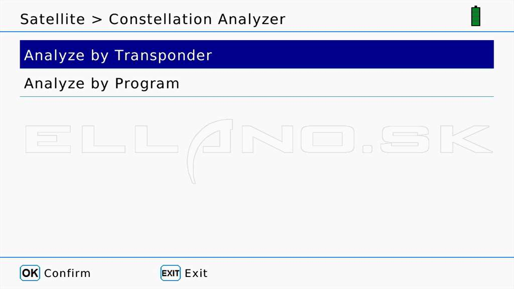 03 Astra3B Analyze by Transporder