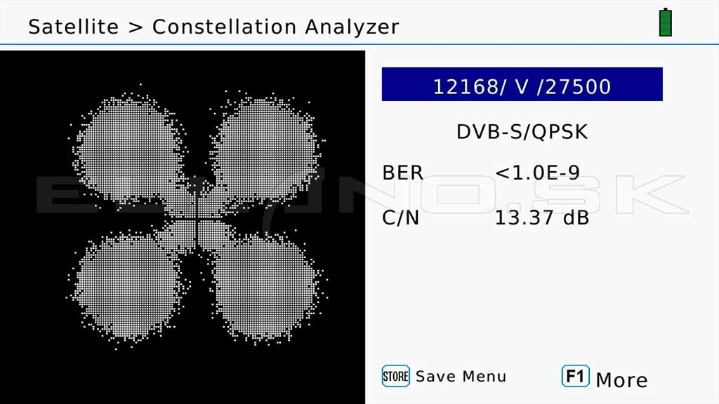 07 Constellation Astra3B analyz by TS 12168V