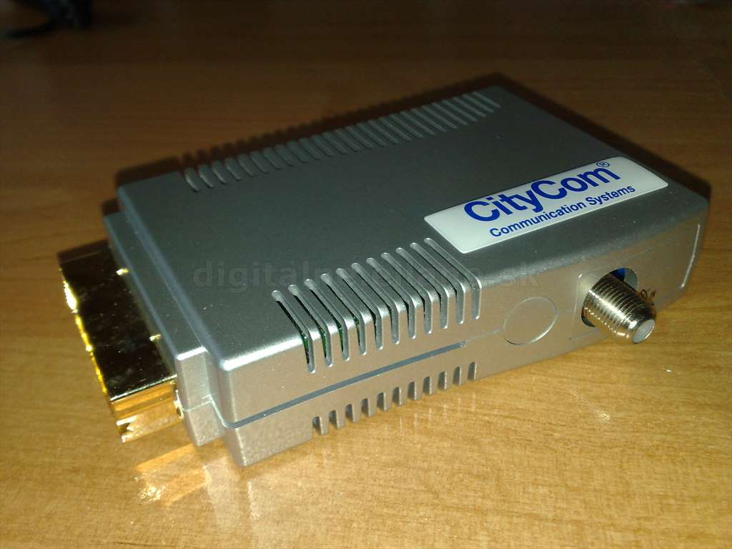 CityCom CCR522