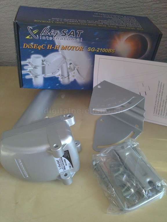 satelitný motor
